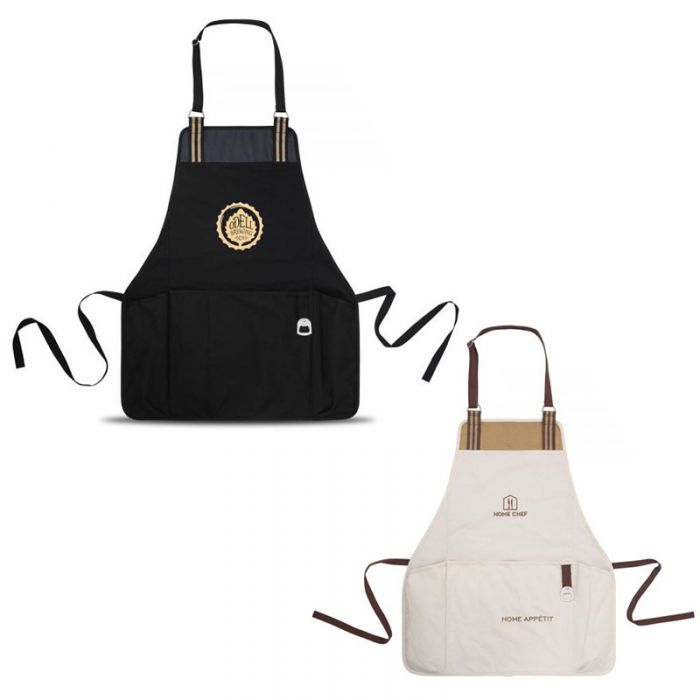 Charlie Cotton Grill Aprons