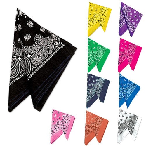 promotional bandannas