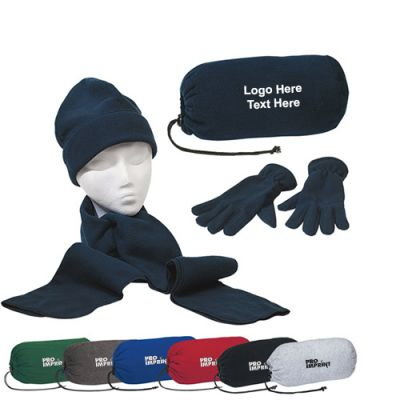 Custom Printed Keep Warm Buddy Sets