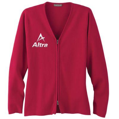 Customized Varna Full Zip Sweaters