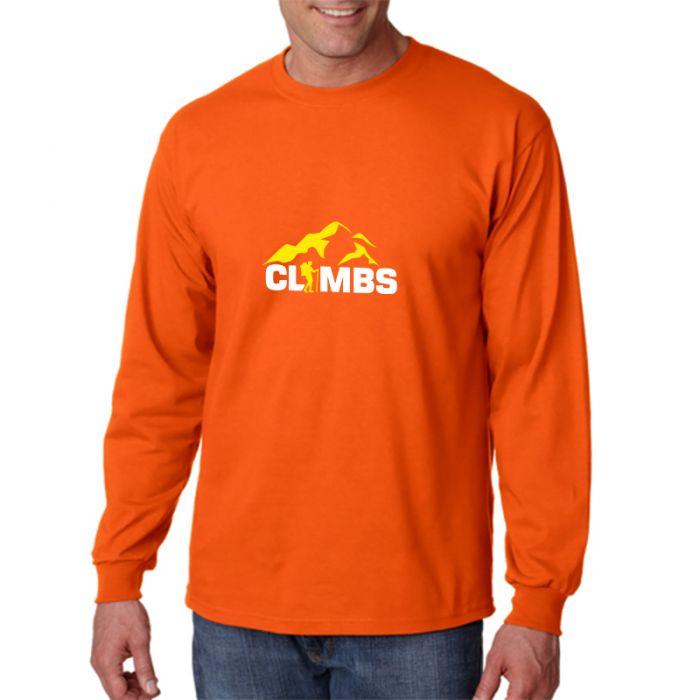 Gildan® Adult Ultra Cotton® Long Sleeve T-Shirts