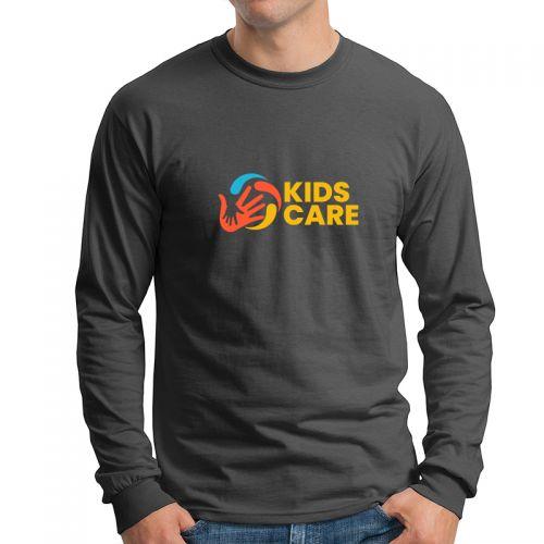 Custom Gildan® Adult Ultra Cotton® Long Sleeve T-Shirts