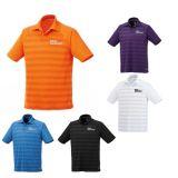 Custom Imprinted Men's Short Sleeve Polo Shirts