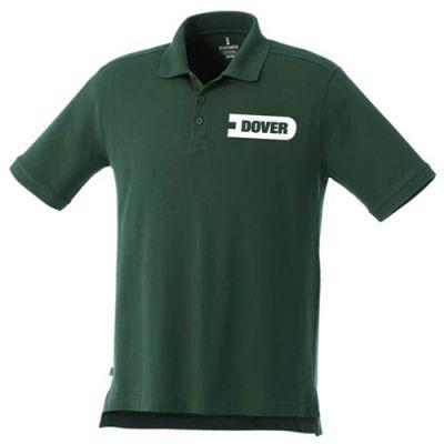 Custom Imprinted Short Sleeve Polo Shirts