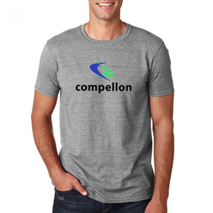 Custom Printed Gildan® Softstyle® Adult T-Shirts