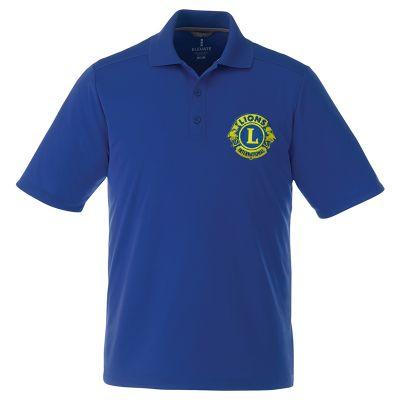 Custom Printed Men's Dade Short Sleeve Polo T-Shirts