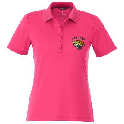Custom Women's Dade Short Sleeve Polo T-Shirts