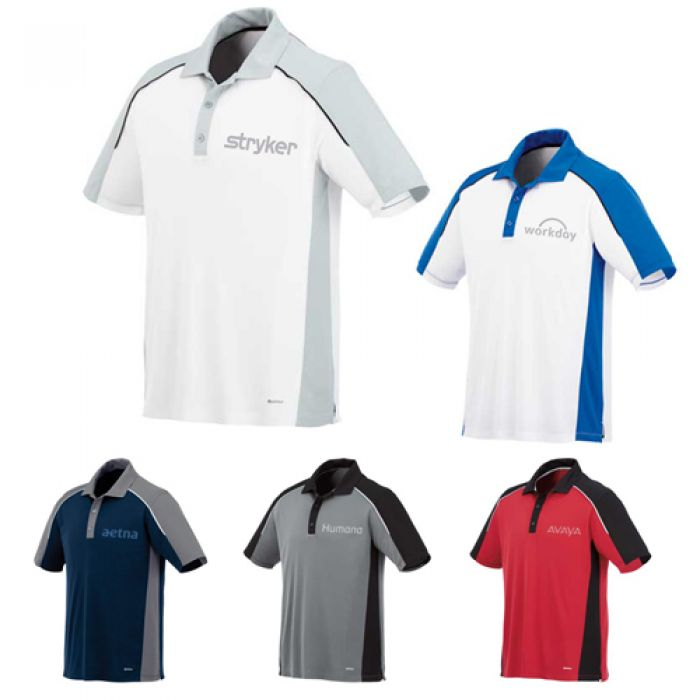 Martis Men's Short Sleeve Polo Shirts