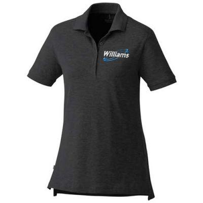 Logo Imprinted Short Sleeve Polo Shirts