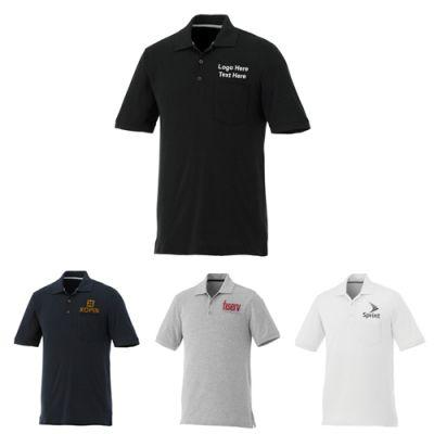 Custom Imprinted Men's Banfield Short Sleeve Polo