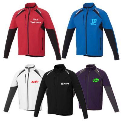 Custom Imprinted Men's Sitka Hybrid Softshell Jackets