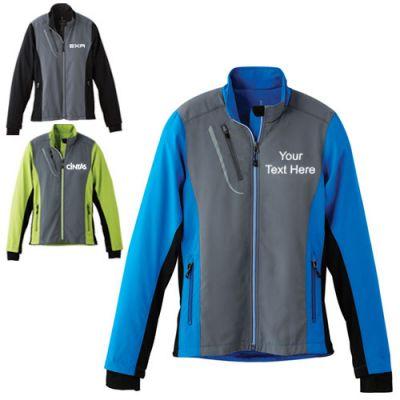 Custom Imprinted Women's Jasper Hybrid Jackets