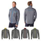 Custom Printed Elevate® Men's Tamarack Full Zip...