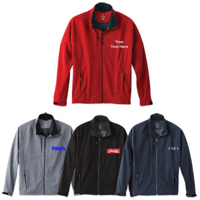 Customized Men's Tunari Softshell Jackets