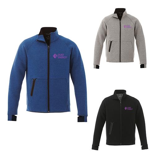 Personalized Men S Kariba Knit Jackets