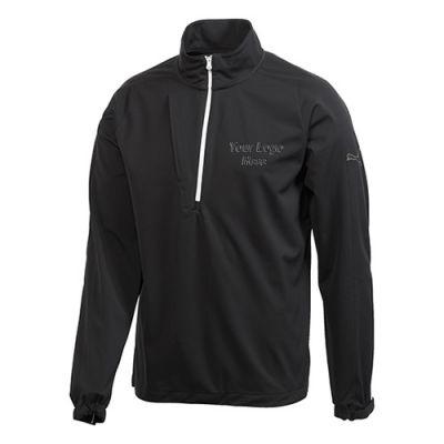 Promotional Logo Men's Puma Golf Long Sleeve Knit Jackets