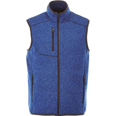 Custom Imprinted Men's Fontaine Knit Vests