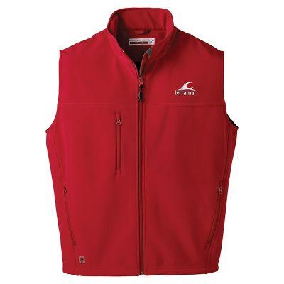 Custom Innis Bonded Fleece Vests for Men