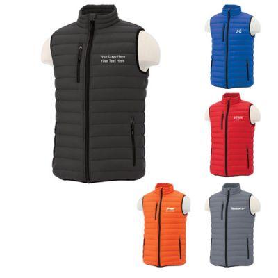 Custom Printed Men's Whistler Light Down Vests