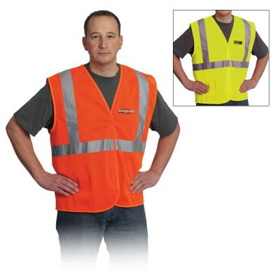 Customized Class 2 Mesh Fabric Vests