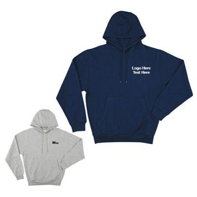 Custom Printed Hooded Pullover Sweatshirts