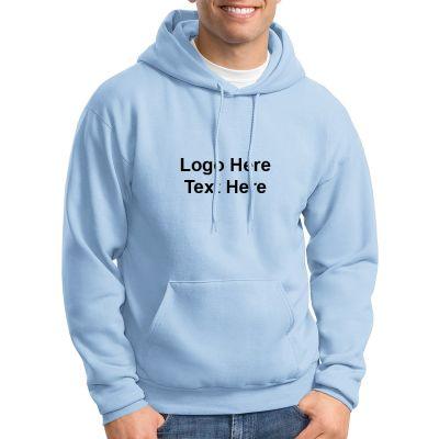 Promotional Hanes EcoSmart Pullover Hooded Sweatshirt