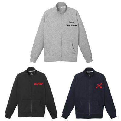 Promotional Men's Silas Fleece Full Zip Jackets
