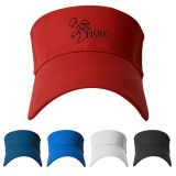 Customized Polyester Standard Visor Hats