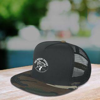 Custom Imprinted Flatbill Camo Caps