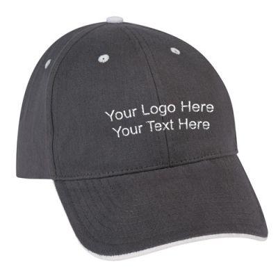 Custom Logo Imprinted Hit Elite Caps - Hats & Caps