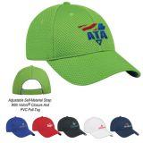 Logo Imprinted Sports Mesh Caps