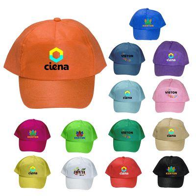 Custom Printed Econo Value Caps