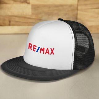 Custom Flat Bill Trucker Hats