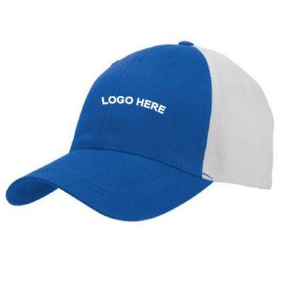 Custom Logo Imprinted Polyster Caps - Hats & Caps