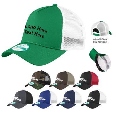 Custom Printed Snapback Trucker Caps