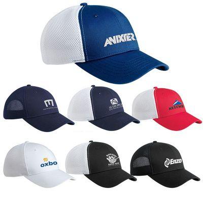 Custom Printed Sportsman Spacer Mesh Caps