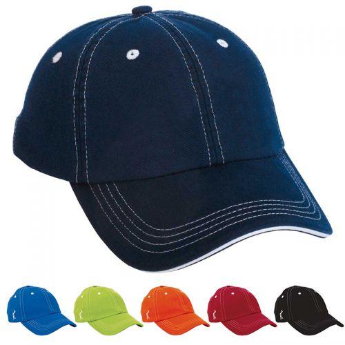 Custom twill hats - Design your own twill hat no minimum