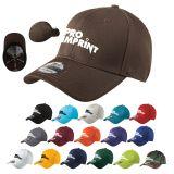 Custom Structured New Era® Stretch Cotton Caps