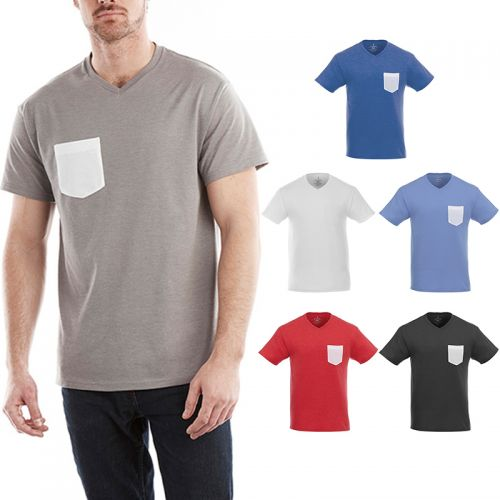 Men's MONROE Short Sleeve Pocket Tees