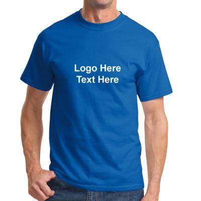 Custom Port and Company Essential T-Shirts