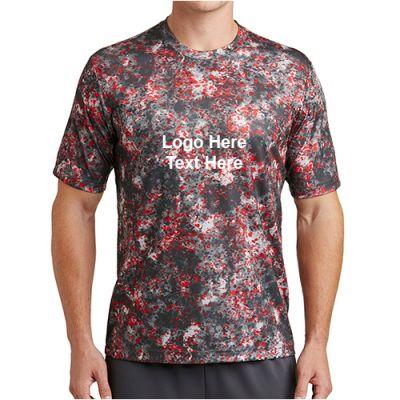 Custom Printed Sport-Tek Mineral Freeze T-Shirt