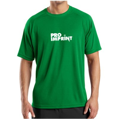 Sport-Tek® Men's Dry Zone Short Sleeve Raglan T-Shirts