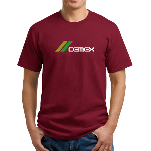 Customized Port and Company Cotton T-Shirts