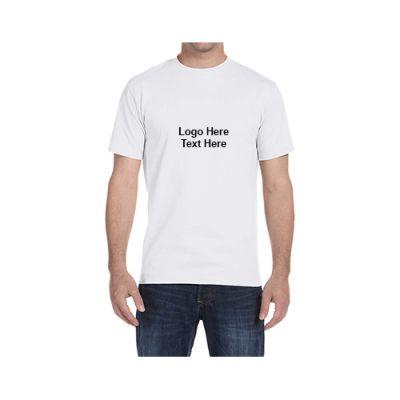 Promotional Hanes Men's Comfortblend Crewneck White T-Shirts
