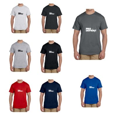 Logo Fruit of the Loom® HD Cotton Adult T-Shirts