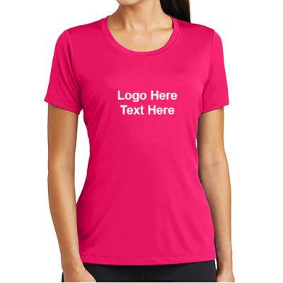 Promotional Logo Sport-Tek Ladies PosiCharge Tough T-Shirt