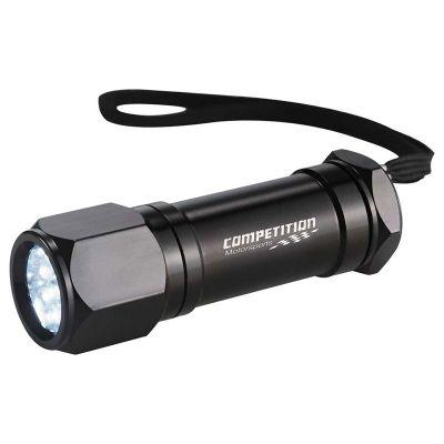 Custom Imprinted 8 LED Superbright Flashlights