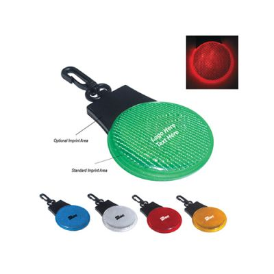 Custom Imprinted Tri-Function Blinking Lights