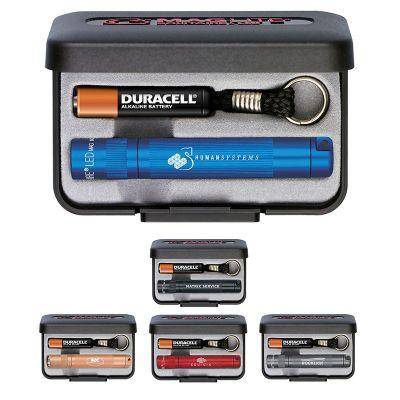 Custom Mag-Lite Solitaire LED Flashlights