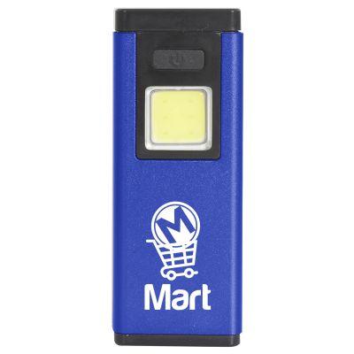 Custom Printed Magnetic COB Flashlights